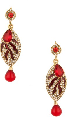 Voylla Artificial Metal Dangle Earring at flipkart