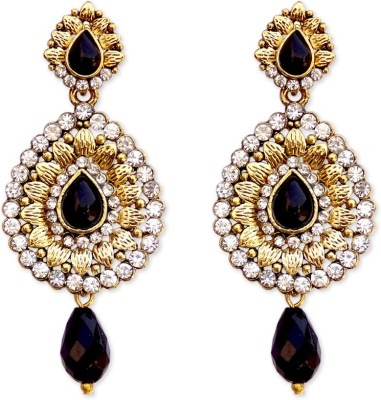 Hi Look Alloy Drop Earring  available at flipkart for Rs.240