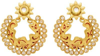 Voylla Artificial Classic Enamel Alloy Drops & Danglers at flipkart