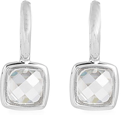 Elle Sterling Silver Drop Earring at flipkart
