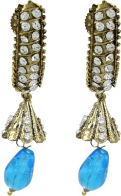 Frabjous Bello Alloy Drop Earring