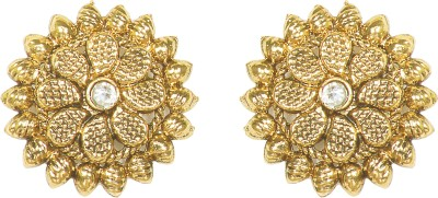 Penny Jewels Cubic Zirconia Alloy Earring Set at flipkart