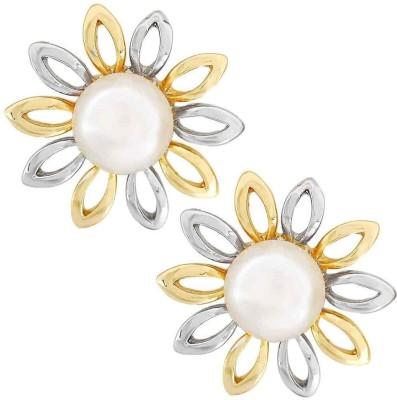 Maayra Fashion Crystal Alloy Stud Earring
