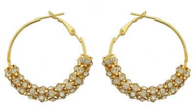 Luxor Adorable charm Alloy Hoop Earring at flipkart