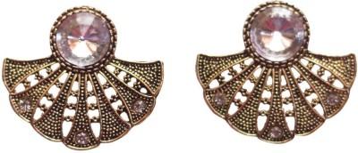 krishivcreation ethnic designer Alloy Stud Earring  available at flipkart for Rs.149