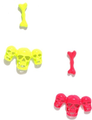 Kook N Keech Premium Metal Stud Earring at flipkart