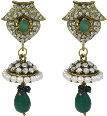 Frabjous Lady Greec Alloy Drop Earring