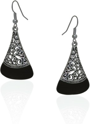 Frabjous Grass Alloy Chandelier Earring