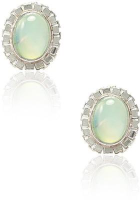 LeCalla Je102081a16sl Sterling Silver Stud Earring