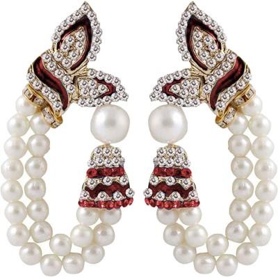 Shimarra Heart Alloy Stud Earring