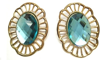GoldNera You Are so Beautiful Alloy Stud Earring GoldNera Earrings