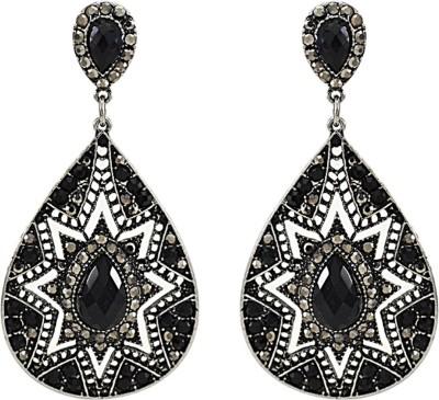 Giftipedia Vintage Charm Dangle Earrings For Women Crystal Alloy, Metal Dangle Earring at flipkart