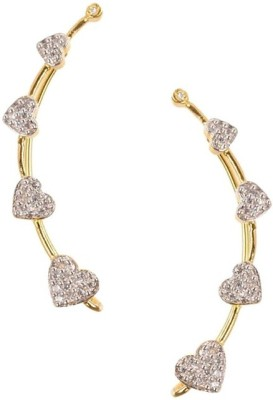You Bella Earcuff Alloy Cuff Earring at flipkart