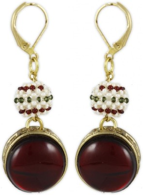 Karatcart Ethnic Kundan Alloy Clip-on Earring at flipkart