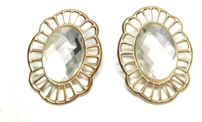GoldNera You are the First and the last Alloy Stud Earring GoldNera Earrings