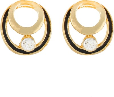 One Stop Fashion Enchanting Alloy Stud Earring at flipkart