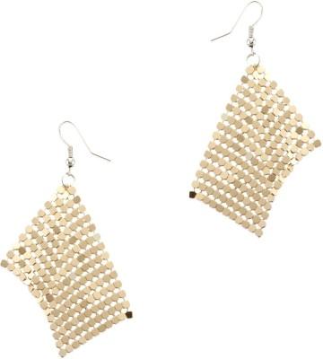 Oomph Gold Fashion Jewellery for Women, Girls & Ladies Metal Dangle Earring at flipkart