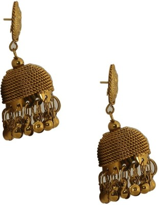 Jewels Capital Diva Style Alloy Jhumki Earring Jewels Capital Earrings
