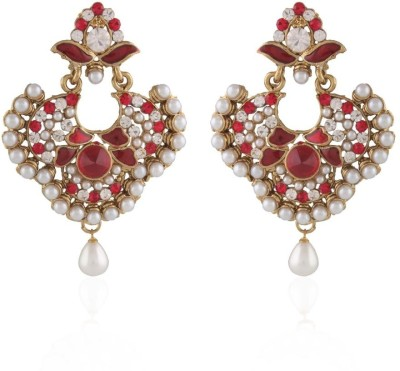 I Jewels Ramleela Alloy Drop Earring  available at flipkart for Rs.263