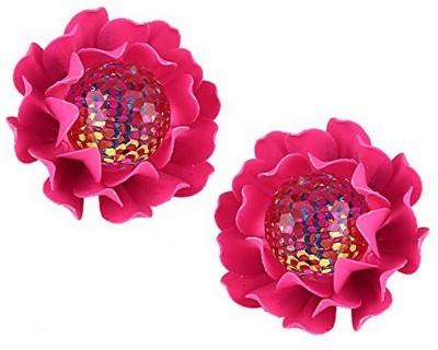 Shimmer Divine Luxuria Crystal Alloy Stud Earring Shimmer Divine Earrings