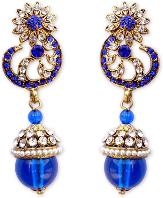 Hi Look Alloy Drop Earring  available at flipkart for Rs.225