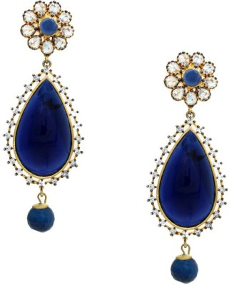 Frabjous Wed Alloy Drop Earring