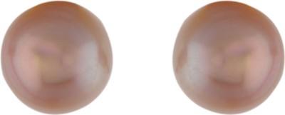 Aarushi Memorable Pearl Alloy Stud Earring Aarushi Earrings