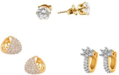 Jewels Gehna Beads Alloy Earring Set at flipkart