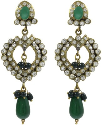 Frabjous Festie Cherry Alloy Dangle Earring