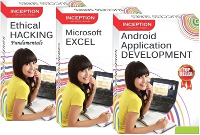 Inception Learn Ethical Hacking+Android App. Development+Microsoft Excel (Inception Success Series - 3 Cds)(CD)