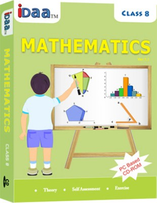 iDaa Class 8 CBSE Mathematics at flipkart