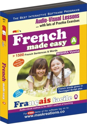 MAS Kreations French Made Easy-A(CD)
