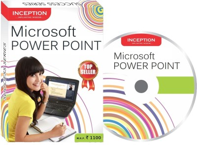 Inception Learn Microsoft Powerpoint(CD)