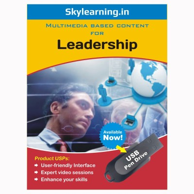 Skylearning.in Leadership pendrive Pack(pendrive)  available at flipkart for Rs.1200