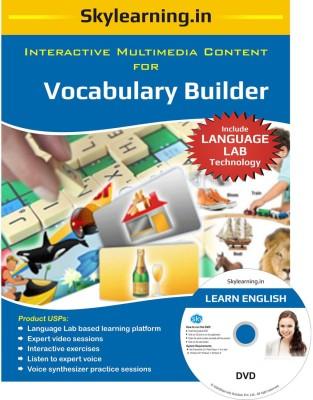 Skylearning.In Vocabulary Builder CD/DVD(Vocabulary Builder CD/DVD)