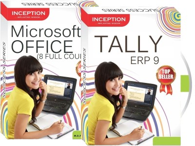 Inception Learn MS OFFICE\n +\nTally ERP 9(CD)