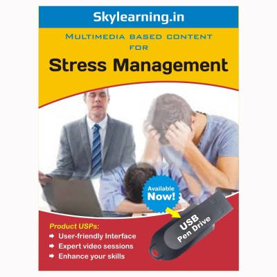 Skylearning.In Stress Management Combo Pack(pendrive)  available at flipkart for Rs.999