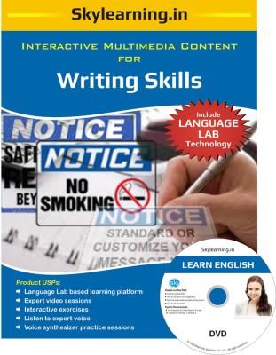 Skylearning.In Skylec8(Writing Skills CD/DVD Combo Pack)