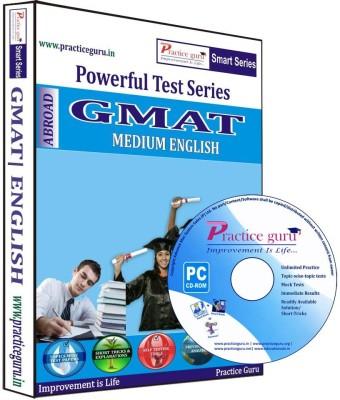 Practice Guru GMAT(DVD) at flipkart