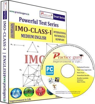 Practice Guru Powerful Test Series IMO Medium English (Class - 1) |  16-July-2019