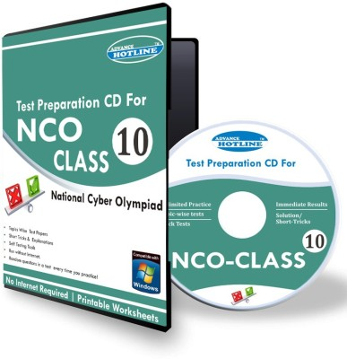 Advance Hotline NCO Class 10(CD) at flipkart