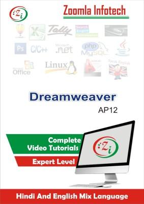 Zoomla Infotech Dreamweaver-AP12/2016(DVD)