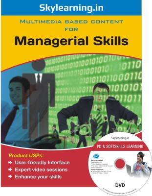 Skylearning.In Skypdc11(Managerial Skills CD/DVD Combo Pack)