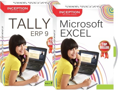 Inception Learn Microsoft Excel + Tally ERP 9\n (HINDI)(CD)