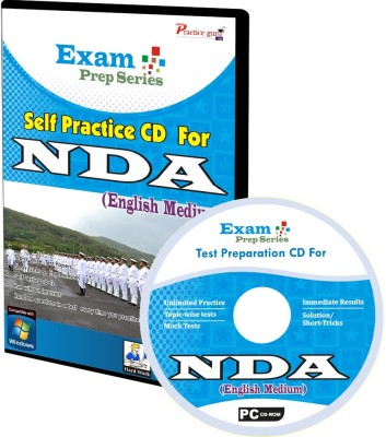 Practice Guru 75 Topic Wise Practice Test Papers For NDA for assured success!(CD)  available at flipkart for Rs.468