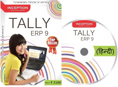 Inception Learn Tally Erp 9 (Hindi)(CD)