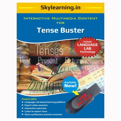 Skylearning.In Tense Buster Pen Drive(Tense Buster pendrive)  available at flipkart for Rs.1299