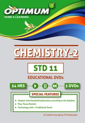 Optimum Educators Class 11- Chemistry- Part 2(DVD) at flipkart