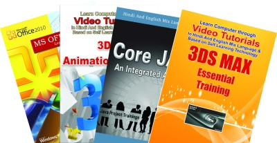 Lsoit Windows Basics, Internet and Emails, Excel, Word, Powerpoint, Photoshop, Corel Draw, PageMaker, Accounting Basics, Tally ERP 9 , HTML, CSS, DreamWeaver, FLASH, Advance Excel, Excel Tips and Tricks, 3DS MAX Essential, 3DS MAX Particle Effects, 3DS MAX Animation Effects, Maya 2011 Essential, Cor