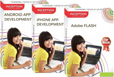 Inception Learn ANDROID APP. DEVELOPMENT, iPHONE APP. DEVELOPMENT and ADOBE FLASH(CD)